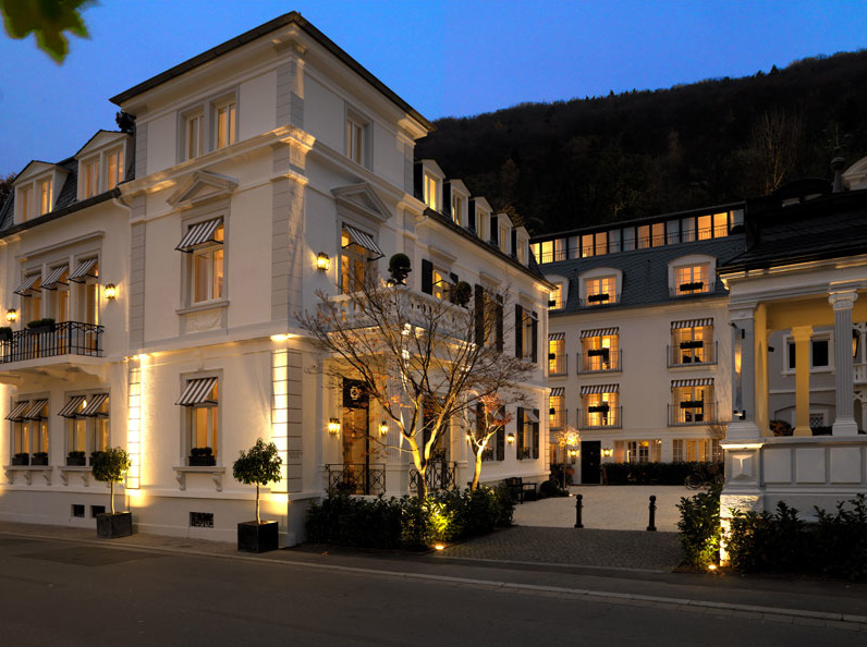 Michelle bonan stephanie saunders design for Boutique hotel deutschland