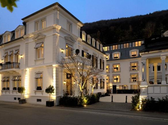 Hotel design by michele bonan stephanie saunders design for Design hotel heidelberg