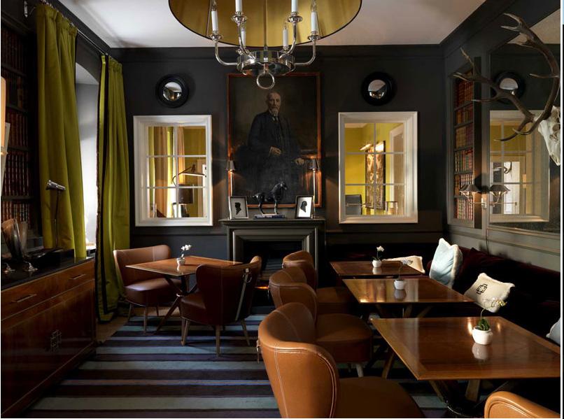 Hotel Design By Michele Bonan Stephanie Saunders Design